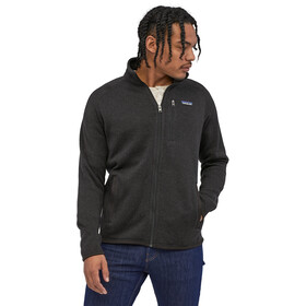 Patagonia Better Sweater Veste Homme, black